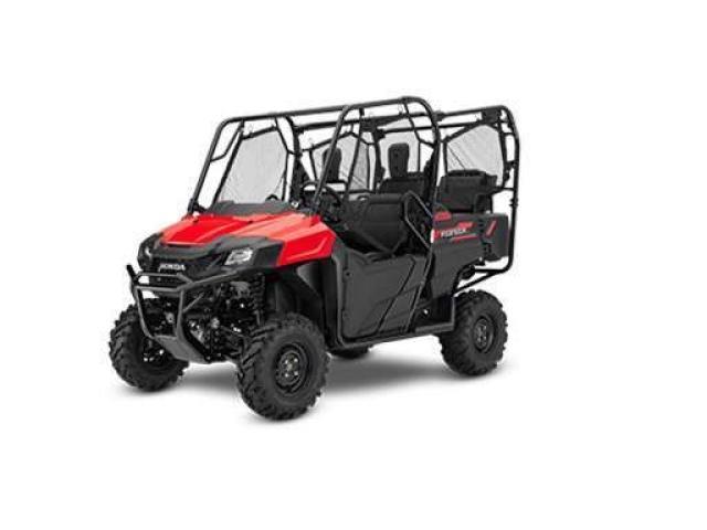 2020 Honda Pioneer 700 4 SEATER