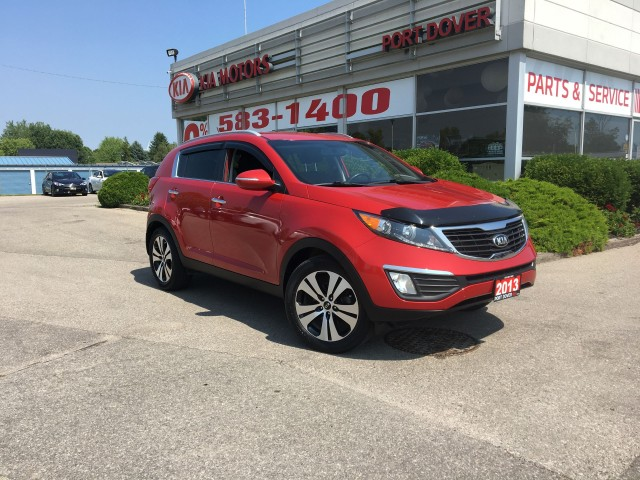 2013 Kia Sportage EX | FWD | 1 Owner | Heated Seats