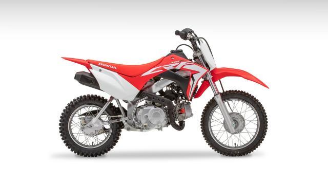 2020 Honda CRF110F CRF110FL