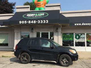 Used 2005 Toyota RAV4 4WD for sale in Mississauga, ON