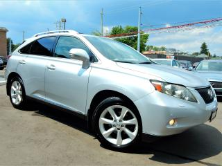 Used 2010 Lexus RX 350 Ultra Premium 2.Navi.Camera.Heads Up Display.DVD for sale in Kitchener, ON