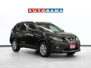 Used 2015 Nissan Rogue SV Tech Pkg Navigation Backup Cam Sunroof 7-Pass for sale in Toronto, ON