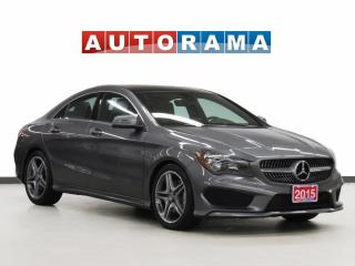 Used 2015 Mercedes-Benz CLA-Class CLA 250 4Matic Navigation Leather Sunroof for sale in Toronto, ON