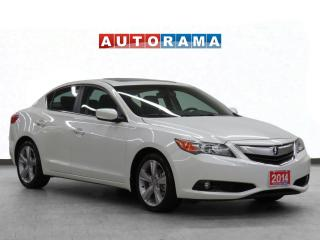 Used 2014 Acura ILX Leather Sunroof Backup Cam for sale in Toronto, ON