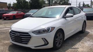 Used 2017 Hyundai Elantra GL/CAM/BLINDSPOT/BLUETOOTH WITH SAGFETY for sale in Toronto, ON