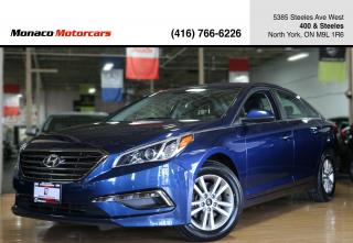 Used 2016 Hyundai Sonata GL - BACKUPCAM|HEATED SEATS|BLUETOOTH|ALLOYS for sale in North York, ON