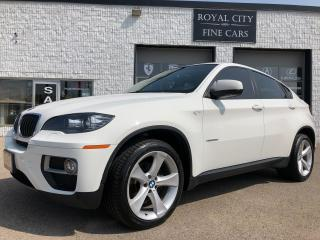 Used 2014 BMW X6 xDrive35i Premium Pack Sport Pack Navigation for sale in Guelph, ON
