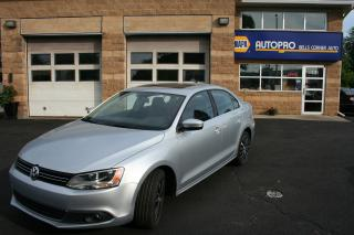Used 2013 Volkswagen Jetta HIGHLINE for sale in Nepean, ON