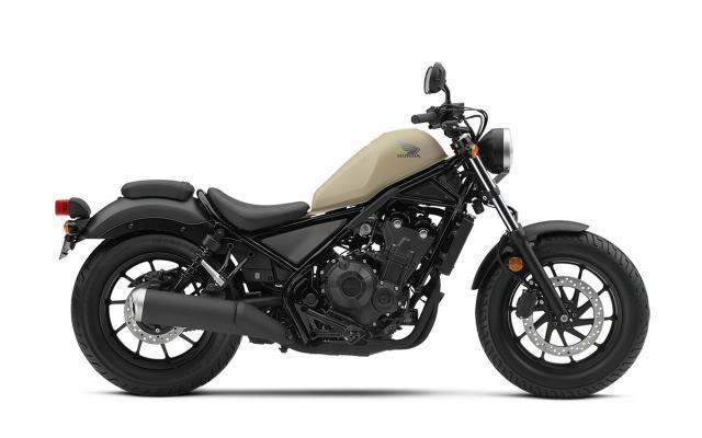 2019 Honda Rebel CMX500AK
