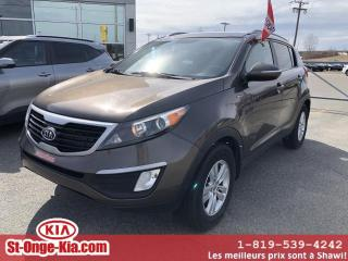 Used 2011 Kia Sportage Traction intégrale LX for sale in Shawinigan, QC