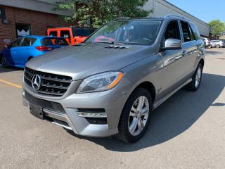 Used 2013 Mercedes-Benz M-Class ML 350 for sale in North York, ON