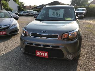 Used 2015 Kia Soul EX for sale in Hamilton, ON