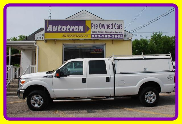 2011 Ford F-350 EXT. CAB 8' BOX