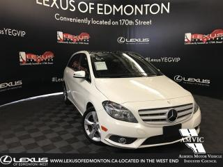 Used 2013 Mercedes-Benz B-Class B 250 Sports Tourer for sale in Edmonton, AB