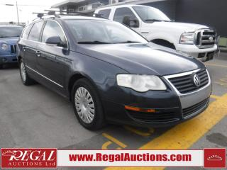 Used 2007 Volkswagen Passat 4D WAGON 2.0T for sale in Calgary, AB