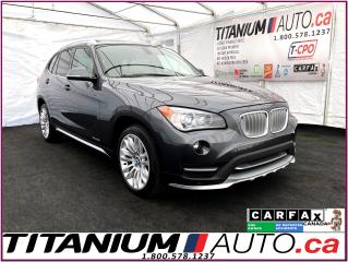 Used 2015 BMW X1 xDrive28i+GPS+Pano Roof+Park Sensors Front & Rear+ for sale in London, ON