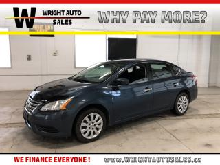 Used 2015 Nissan Sentra S|BLUETOOTH|KEYLESS ENTRY|75,946 KMS for sale in Cambridge, ON