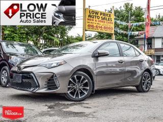 Used 2017 Toyota Corolla SE*Automatic*Navi*Camera*Sunroof*FullOpti* for sale in Toronto, ON