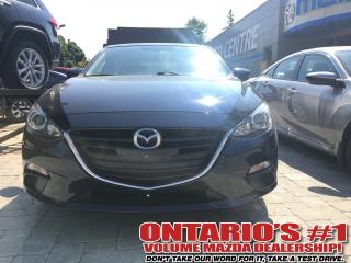 Used 2016 Mazda MAZDA3 GS| 27890km | Navigation | Sunroof for sale in Toronto, ON
