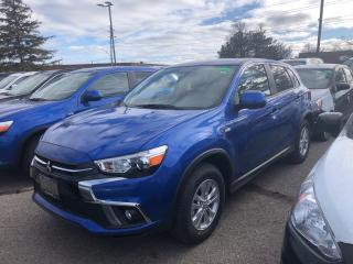 New 2019 Mitsubishi RVR SE for sale in Mississauga, ON