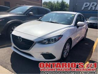 Used 2015 Mazda MAZDA3 GS |51531km| backup camera| heated seats for sale in Toronto, ON