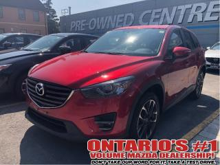 Used 2016 Mazda CX-5 GT|Navigation|Leather|Sunroof|AWD| 70249km for sale in Toronto, ON