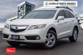 Used 2015 Acura RDX Tech at No Accident| LOW KM| 7 Yrs Warranty Includ for sale in Thornhill, ON