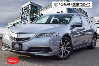 Used 2015 Acura TLX 2.4L P-AWS w/Tech Pkg No Accident| Remote Start| N for sale in Thornhill, ON