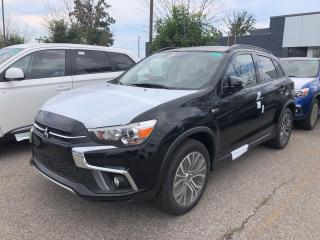 New 2019 Mitsubishi RVR GT for sale in Mississauga, ON