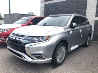 Used 2019 Mitsubishi Outlander Phev GT for sale in Mississauga, ON
