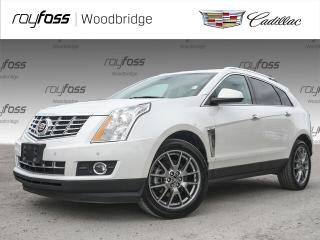 Used 2015 Cadillac SRX Premium, SUNROOF, BOSE, VENTED SEATS for sale in Woodbridge, ON