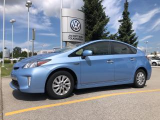 Used 2012 Toyota Prius PLUG-IN for sale in Surrey, BC