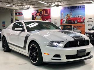 Used 2013 Ford Mustang Boss 302 for sale in Paris, ON