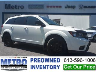 Used 2016 Dodge Journey SXT/LIMITED for sale in Ottawa, ON