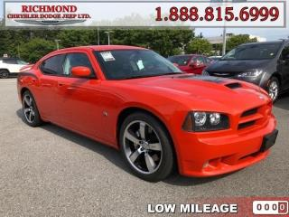 Used 2009 Dodge Charger SRT8 for sale in Richmond, BC