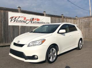 Used 2012 Toyota Matrix XRS for sale in Stittsville, ON