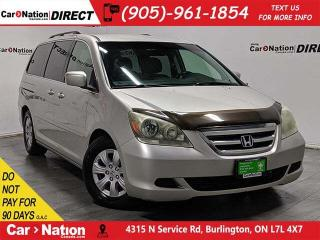 Used 2006 Honda Odyssey EX| AS-TRADED| 8-PASSENGER| for sale in Burlington, ON