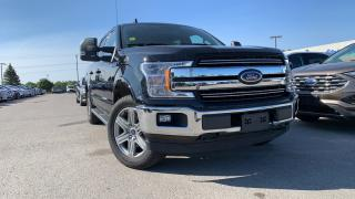 Used 2018 Ford F-150 F150 LARIAT 5.0L V8 LEATHER NAVIGATION for sale in Midland, ON