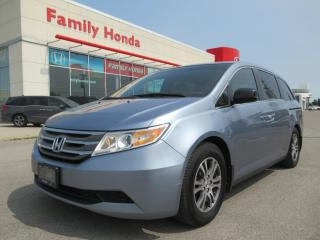 Used 2011 Honda Odyssey EX, so much life left!!! for sale in Brampton, ON