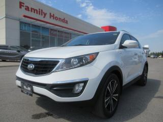 Used 2015 Kia Sportage SX, ECO MODE, BACK UP CAM! for sale in Brampton, ON