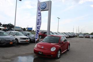 Used 2007 Volkswagen New Beetle 2.5L for sale in Whitby, ON