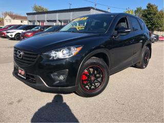 Used 2016 Mazda CX-5 GS |Navigation| Sunroof| AWD | 2.5L | Alloys for sale in St Catharines, ON