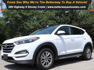 Used 2018 Hyundai Tucson SE| Leather| Pano Roof| Loaded! for sale in Stoney Creek, ON