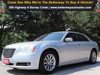 Used 2012 Chrysler 300 Limited| RWD| Leather| Pano Roof| Loaded! for sale in Stoney Creek, ON