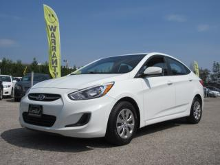 Used 2016 Hyundai Accent 4dr Sdn for sale in Newmarket, ON