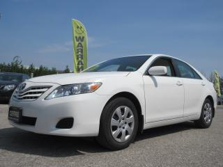 Used 2011 Toyota Camry 4 DOOR / ACCIDENT FREE for sale in Newmarket, ON