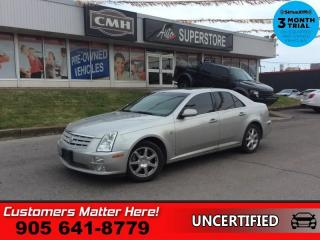 Used 2007 Cadillac STS V6  4dr Sdn V6 (AS TRADED) for sale in St. Catharines, ON