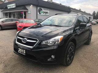 Used 2015 Subaru XV Crosstrek 2.0 Limited for sale in Bloomingdale, ON