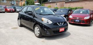 Used 2015 Nissan Micra SV for sale in Toronto, ON