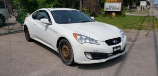 Used 2010 Hyundai Genesis Coupe 2.0T Premium for sale in Toronto, ON